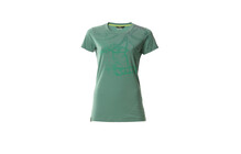 ION Bike Tee SS Electra Women malachite green